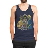 The Golden Ghouls - mens-jersey-tank - small view