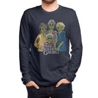 The Golden Ghouls - mens-long-sleeve-tee - small view