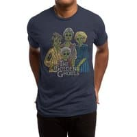 The Golden Ghouls - mens-triblend-tee - small view