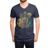 The Golden Ghouls - vneck - small view