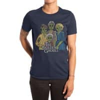 The Golden Ghouls - womens-extra-soft-tee - small view