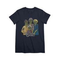 The Golden Ghouls - womens-premium-tee - small view