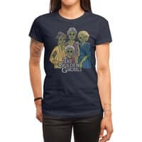 The Golden Ghouls - womens-regular-tee - small view