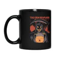 The Grim Reapurr - black-mug - small view