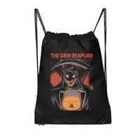 The Grim Reapurr - drawstring-bag - small view