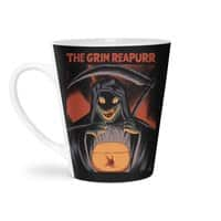 The Grim Reapurr - latte-mug - small view