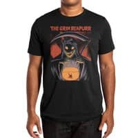 The Grim Reapurr - mens-extra-soft-tee - small view