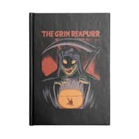 The Grim Reapurr - notebook - small view
