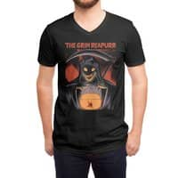 The Grim Reapurr - vneck - small view