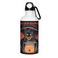 The Grim Reapurr - water-bottle - small view