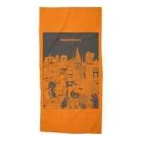 Squad Ghouls - beach-towel - small view