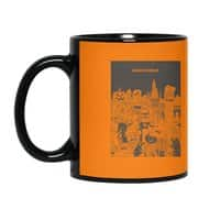 Squad Ghouls - black-mug - small view