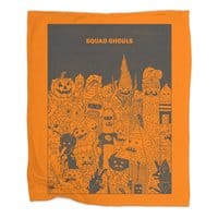 Squad Ghouls - blanket - small view