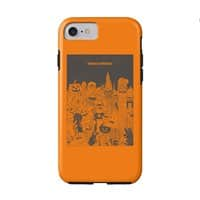 Squad Ghouls - double-duty-phone-case - small view