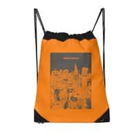 Squad Ghouls - drawstring-bag - small view