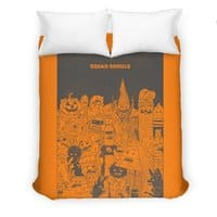 Squad Ghouls - duvet-cover - small view