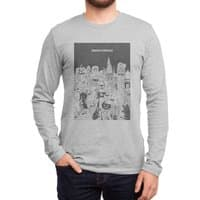 Squad Ghouls - mens-long-sleeve-tee - small view
