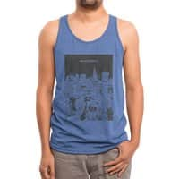 Squad Ghouls - mens-triblend-tank - small view