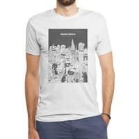 Squad Ghouls - mens-triblend-tee - small view