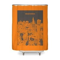 Squad Ghouls - shower-curtain - small view