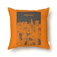 Squad Ghouls - throw-pillow - small view