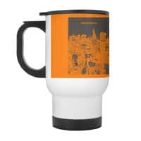 Squad Ghouls - travel-mug-with-handle - small view