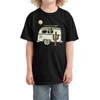 Van Life - kids-tee - small view