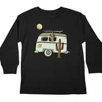 Van Life - longsleeve - small view