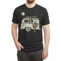 Van Life - mens-triblend-tee - small view