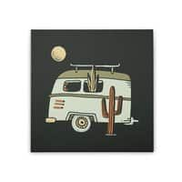 Van Life - square-stretched-canvas - small view