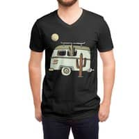 Van Life - vneck - small view