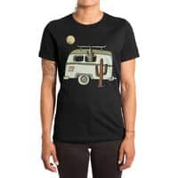 Van Life - womens-extra-soft-tee - small view