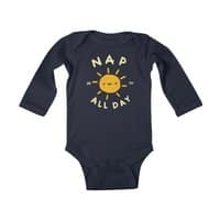 Naps - baby-long-sleeve-bodysuit - small view