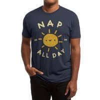 Naps - mens-triblend-tee - small view