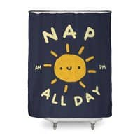 Naps - shower-curtain - small view