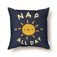 Naps - throw-pillow - small view