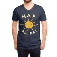 Naps - vneck - small view