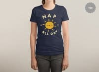 Naps - womens-triblend-tee - small view