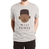 will power - mens-extra-soft-tee - small view