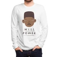 will power - mens-long-sleeve-tee - small view