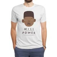 will power - mens-triblend-tee - small view