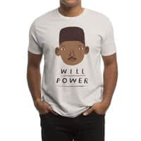 will power - mens-regular-tee - small view