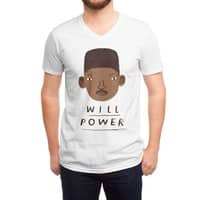 will power - vneck - small view