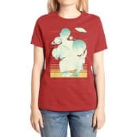 The Others - womens-extra-soft-tee - small view