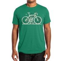 Bike City Map - mens-extra-soft-tee - small view