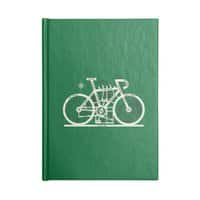 Bike City Map - notebook - small view