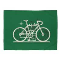 Bike City Map - rug-landscape - small view