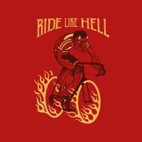 Ride like Hell - small view