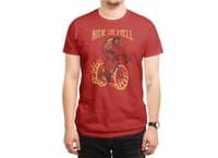 Ride like Hell - mens-regular-tee - small view