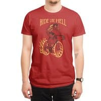 Ride like Hell - mens-regular-tee - small view